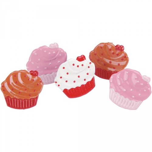 Eyelet Outlet Cupcakes Brads