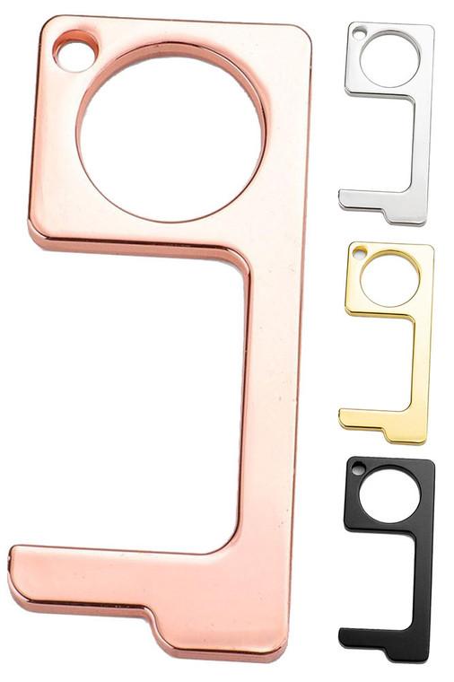 CONTACTLESS SAFETY DOOR OPENER-ZKR001