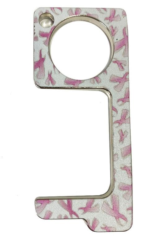 3 PACK CONTACTLESS DOOR OPENER-ST110_WHITE