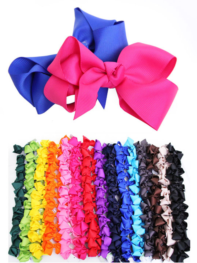 BOW-4 INCH BOW (12pc)