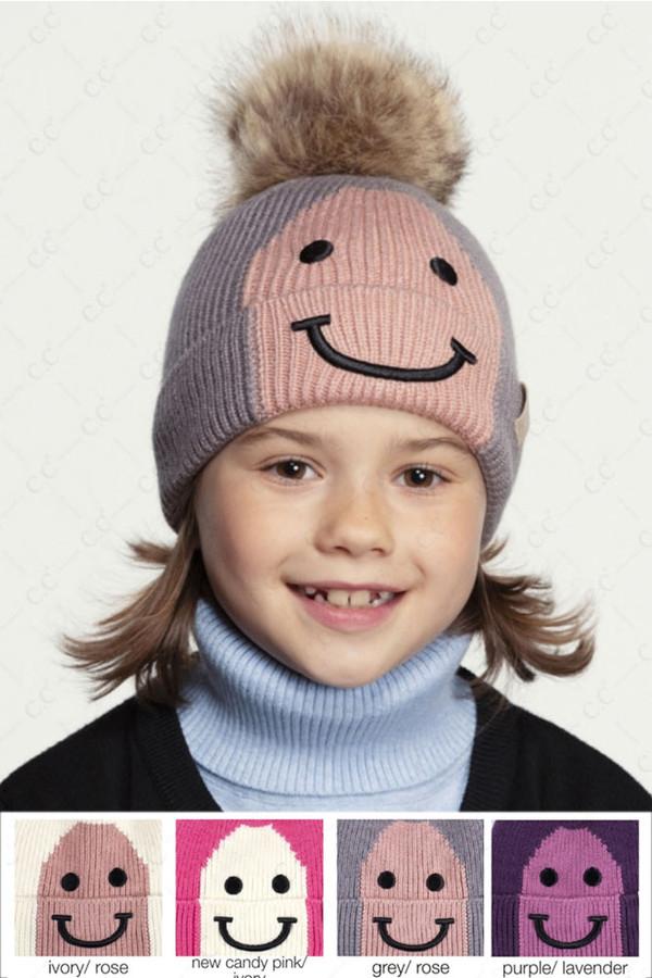C.C SMILE KIDS BEANIE-KIDS-2296