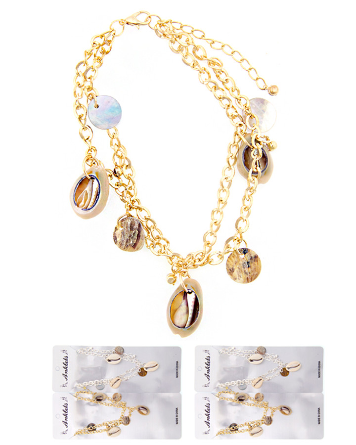 shellfish bracelet