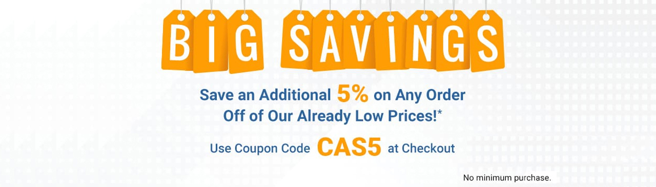 Big saving