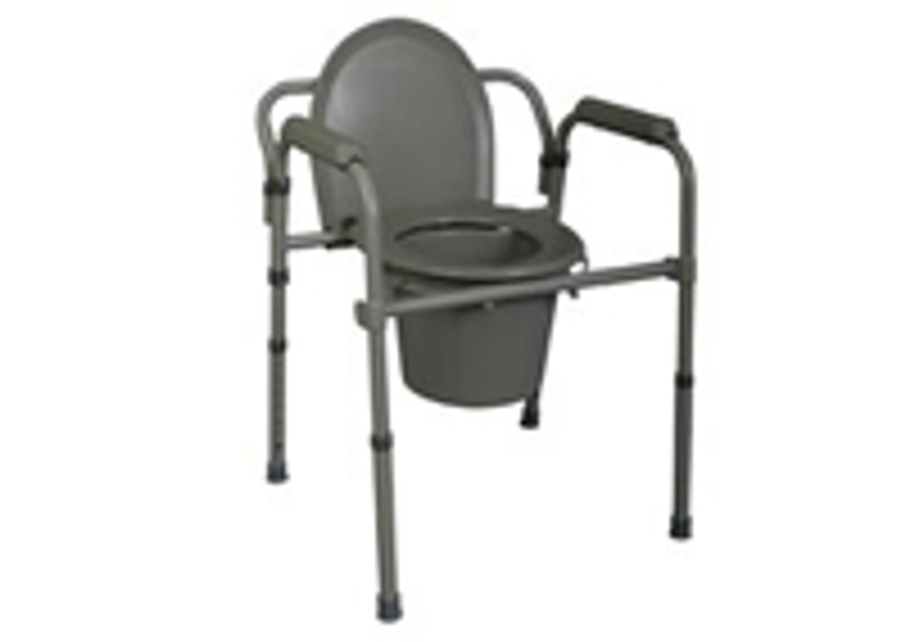 Commodes & Accessories