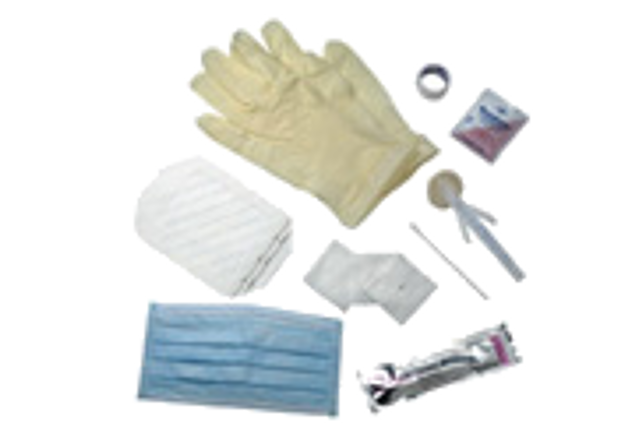 Dressing Trays & Kits