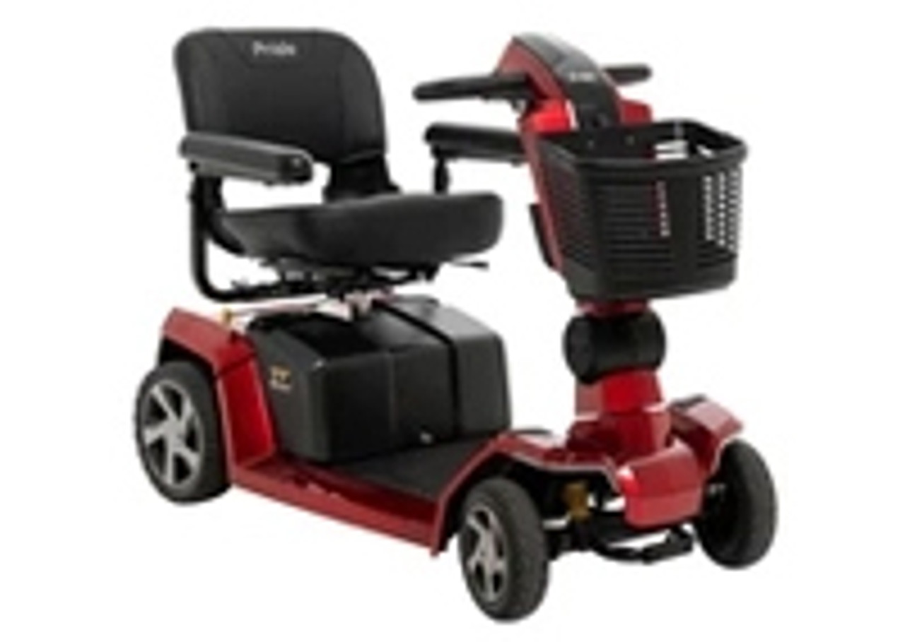 Power Scooters & Wheelchairs