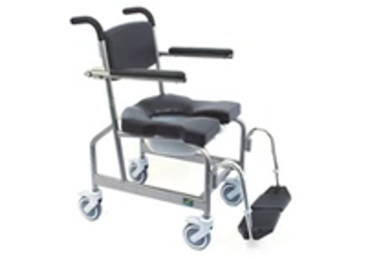 Rolling Shower Commode Chairs