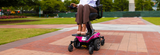 Take Your Mobility to the Next Level with the Jazzy Air 2 Elevated Wheelchair