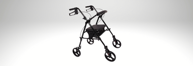 This New Rollator is Anything But Basic: ProBasics Aluminum Height Adjustable Rollator