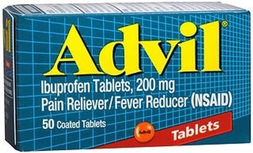 Pain Relief Advil