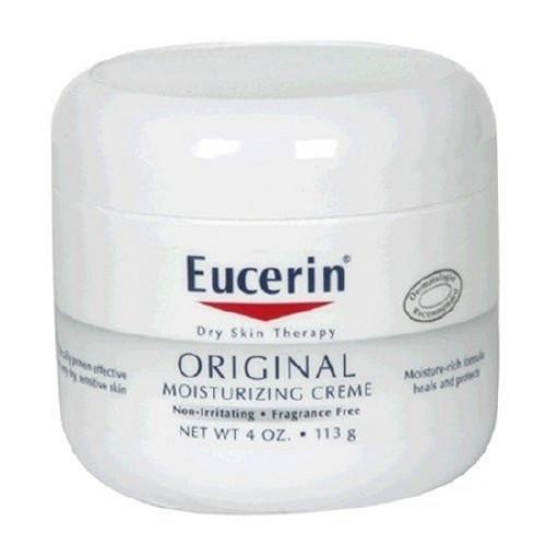 Moisturizer Eucerin Unscented Cream