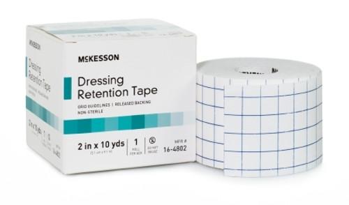 Dressing Retention Tape McKesson NonWoven Fabric