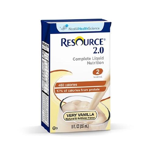 Oral Supplement Resource Carton