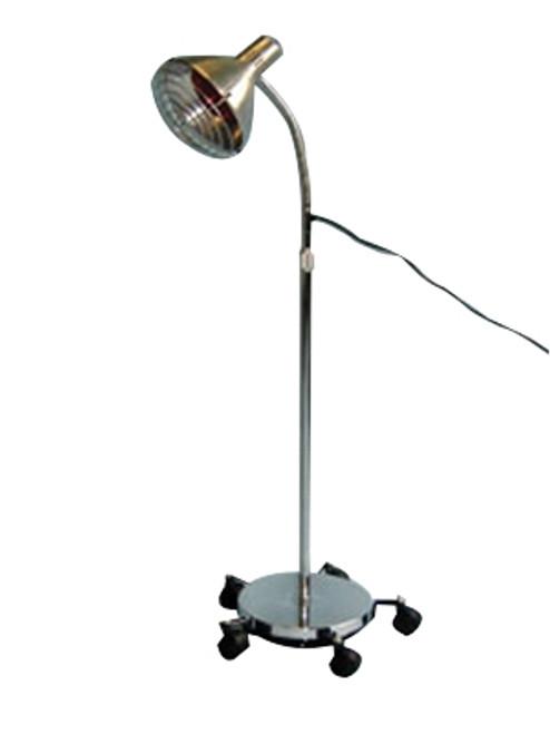 standard infrared ceramic 250 watt lamp mobile base
