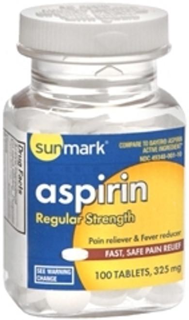 sunmark¨ Aspirin Tablets