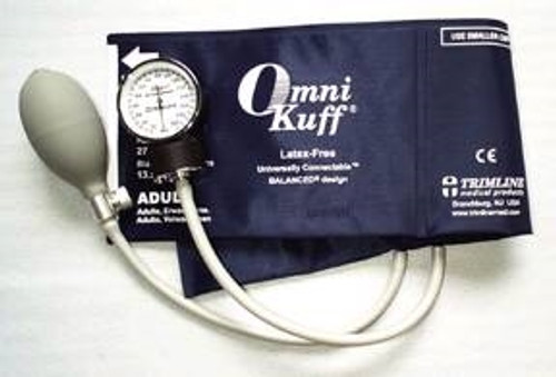 Cuff, 2-Tube with Inflation Kit