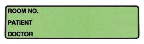 Chart Label