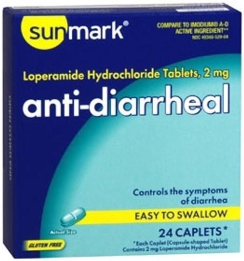 Anti-Diarrheal sunmark