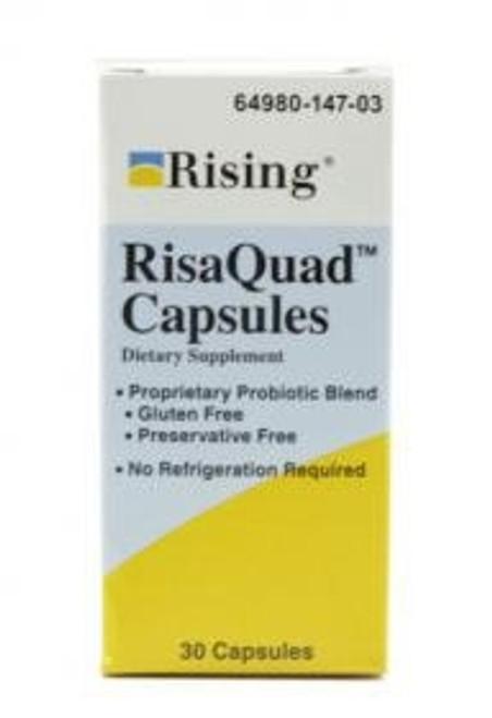 Probiotic Dietary Supplement RisaQuad