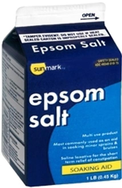 Epsom Salt sunmark
