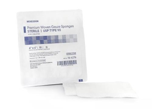 USP Type VII Gauze Sponge McKesson Cotton Gauze