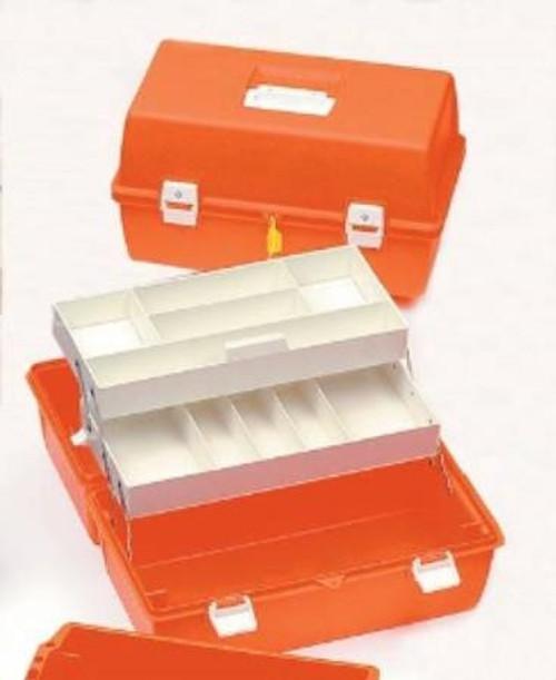 EMERGENCY BOX 2TRAY ORG
