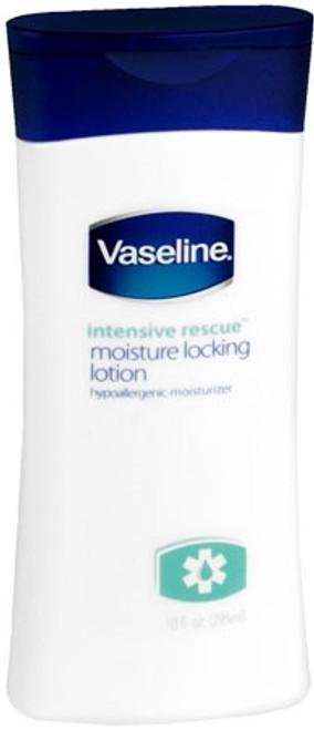 Moisturizer Vaseline Intensive Rescue Repairing Scented