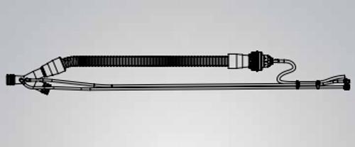 Expiratory Limb with PEEP, Reusable 22mm