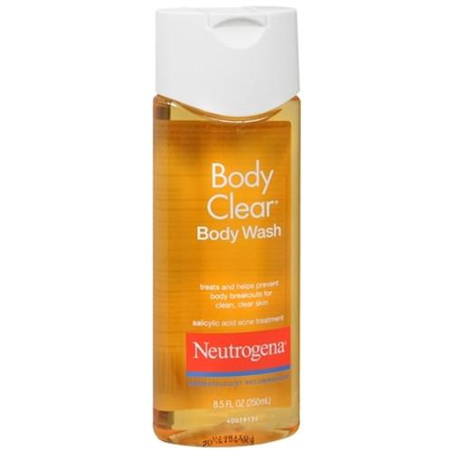 Acne Body Wash Neutrogena
