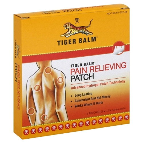 Pain Relief Tiger Balm