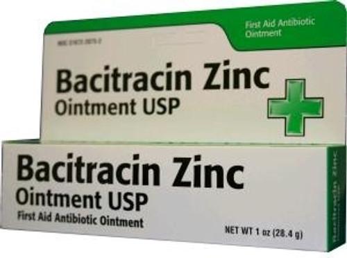 First Aid Antibiotic Bacitracin