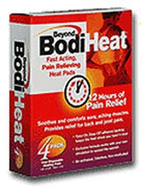 Pain Relief Beyond Bodi Heat