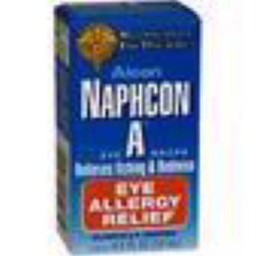 Antihistamine Eye Drops Naphcon A
