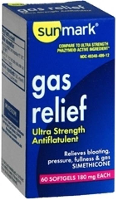 Gas Relief - Antiflatuent Softgels