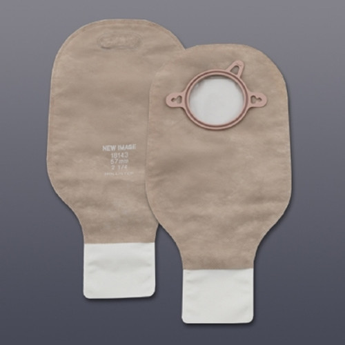 Colostomy Pouch New Image 12 Inch Length Drainable