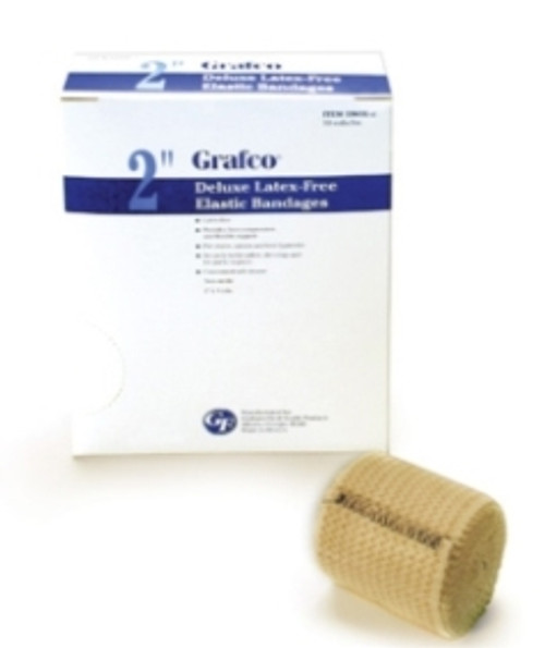 Deluxe Latex-Free Elastic Bandage