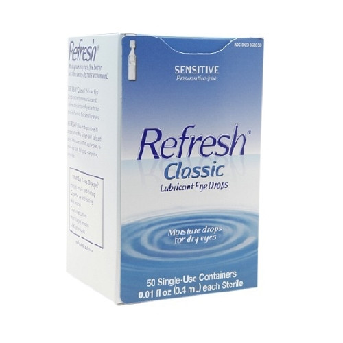 Lubricant Eye Drops Refresh