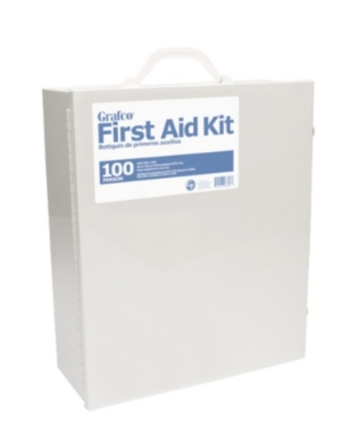 First Aid Kit - 100 person