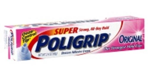 Denture Adhesive Super Poligrip