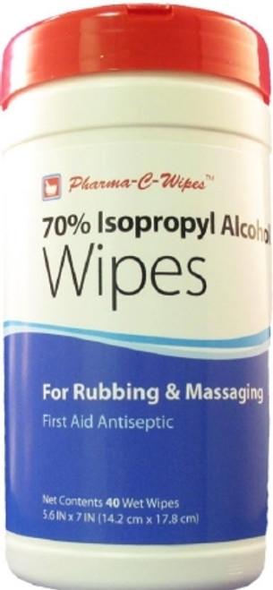 First Aid Antiseptic Pharma-C-Wipes