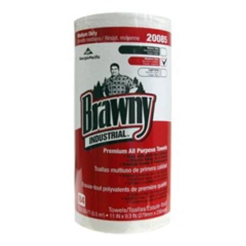 Brawny Paper Towel, Medium Duty