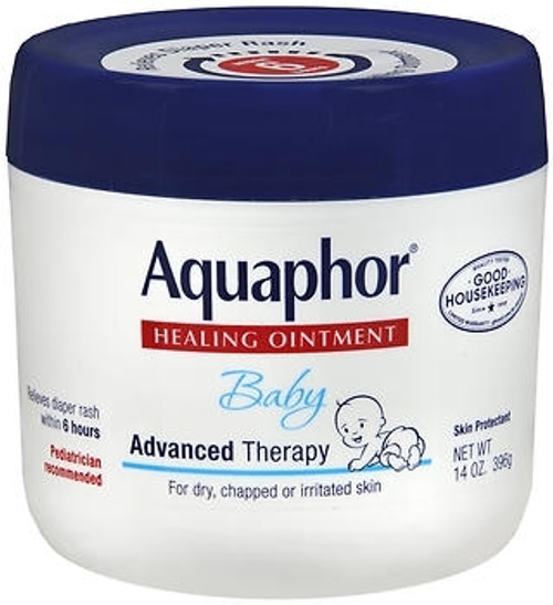 Skin Protectant Aquaphor Baby Unscented Ointment