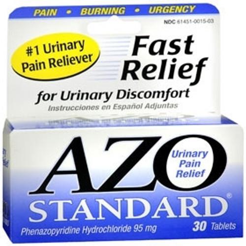Urinary Pain Relief AZO Standard