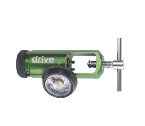 Drive Mini Oxygen Regulator Click Style Barb Outlet CGA