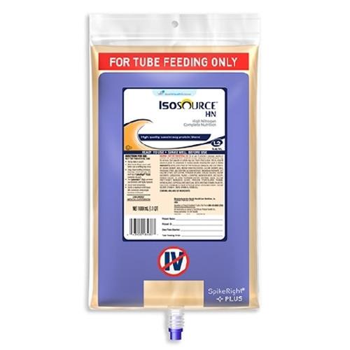 Tube Feeding Formula Isosource Bag