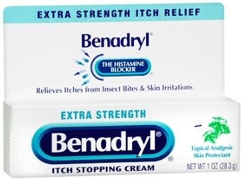 Itch Relief Benadryl
