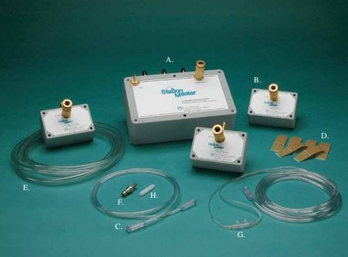 StationMaster Oxygen Distribution System