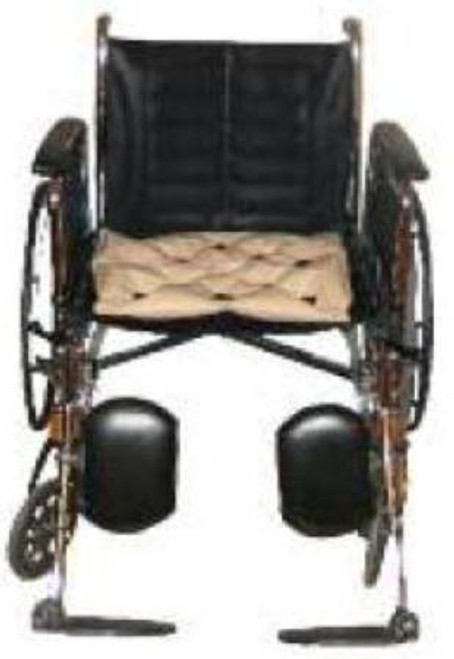 """Seat Cushion with Air Cells - 17""""x 17"""""""