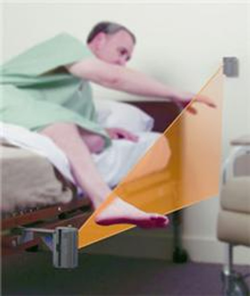 Motion Detection Bed Alarm, System 3