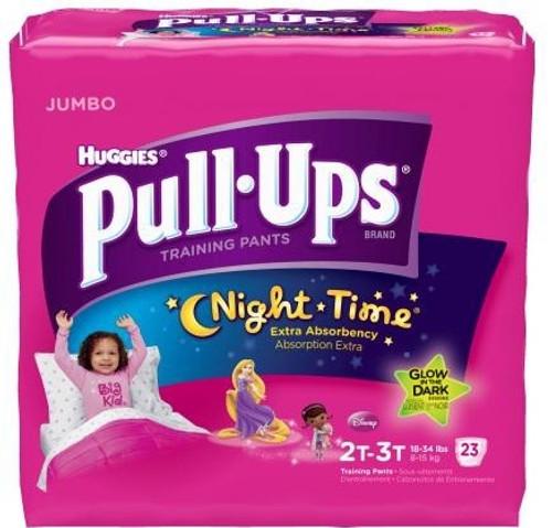 DIAPER PULL-UPS GIRL2T-3T